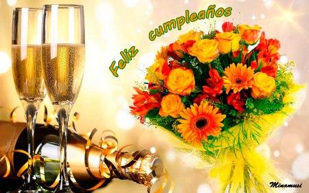 feliz-cumple-champan-y-flores